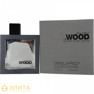 Dsquared2 He Wood Silver Wind Wood - 100 ml