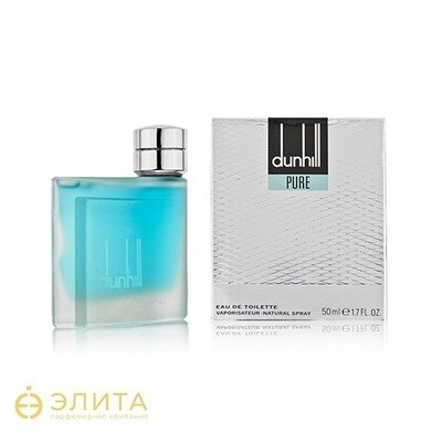 Dunhill Pure - 50 ml