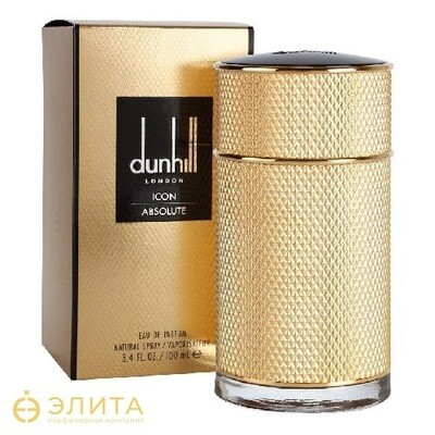 Dunhill Icon Absolute - 100 ml