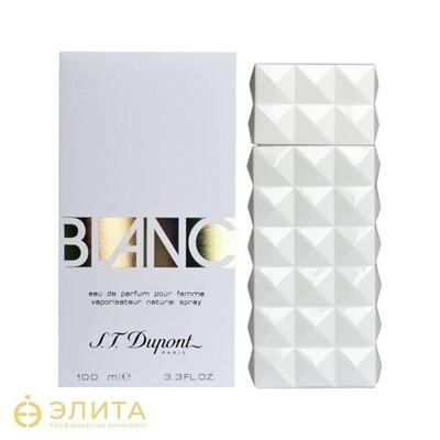 Dupont S.T. Blanc Pour Femme - 100 ml