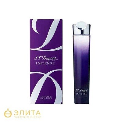 Dupont S.T. Dupont Pour Femme intense - 100 ml