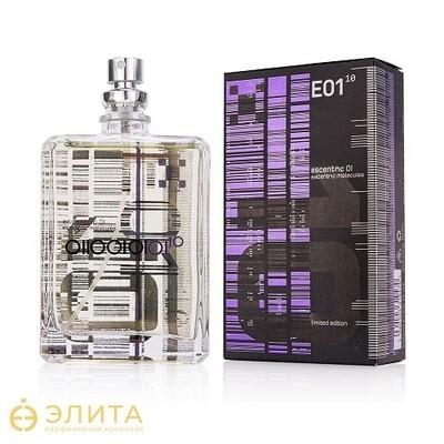 Escentric Molecules Escentric E01 Limited Edition 2016 - 100 ml
