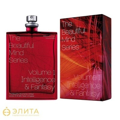 Escentric Molecules Beautiful Mind Intelligence & Fantasy NEW 2015 - 100 ml