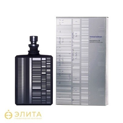 Escentric Molecules Escentric 01 Limited Edition  - 100 ml