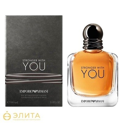 Giorgio Armani Emporio Armani Stronger With You - 100 ml