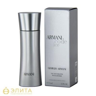 Giorgio Armani Armani Code Ice - 100 ml