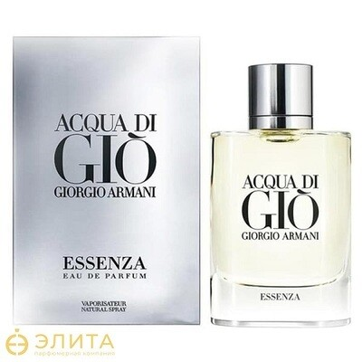 Giorgio Armani Acqua di Gio Essenza for Men - 100 ml