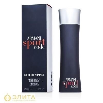 Giorgio Armani Code Sport - 100 ml