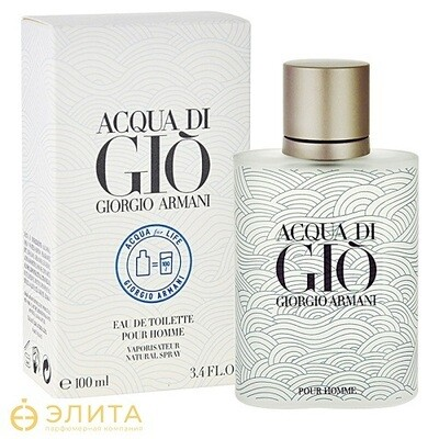 Giorgio Armani Aqua di Gio Acqua for Life Limited Edition - 100 ml