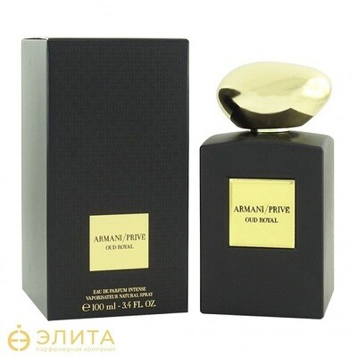 Giorgio Armani Prive Oud Royal Intense - 100 ml