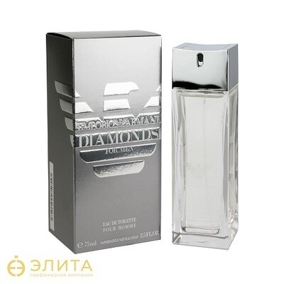 Giorgio Armani Emporio Armani Diamonds For Men - 100 ml