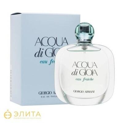 Giorgio Armani Acqua di Gioia Eau Fraiche - 80 ml