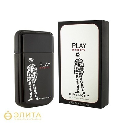 Givenchy Play In The City For Him - 100 ml