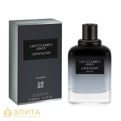 Givenchy Gentlemen Only Intense - 100 ml
