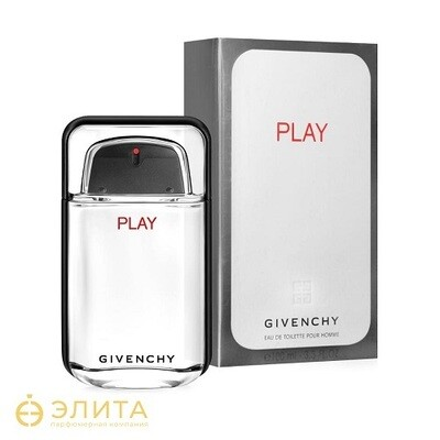 Givenchy Play For Men - 100 ml