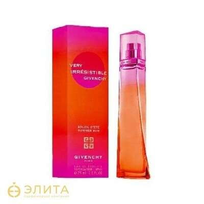 Givenchy Very Irresistible Soleil d'Ete Summer Sun - 75 ml