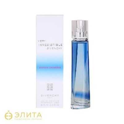 Givenchy Very Irresistible Edition Croisiere - 75 ml