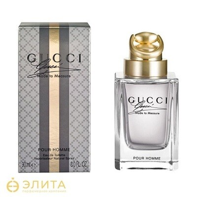 Gucci Made to Measure - 90 ml