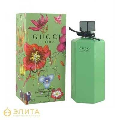 Gucci Flora Limited Edition Emerald Gardenia - 100 ml