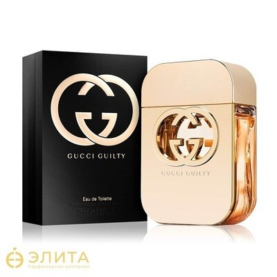 Gucci Guilty for Women - 75 ml