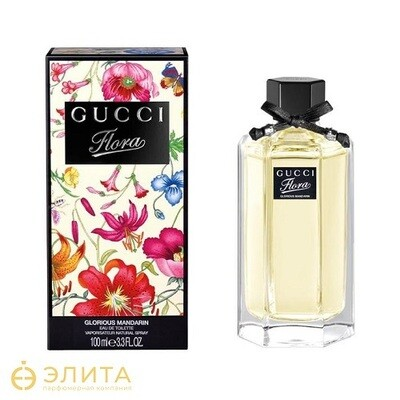 Gucci Flora Glorious Mandarin New Design - 100 ml