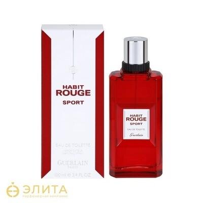 Guerlain Habit Rouge Sport - 100 ml