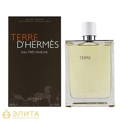 Hermes Terre d'Hermes Eau Tres Fraiche - 125 ml