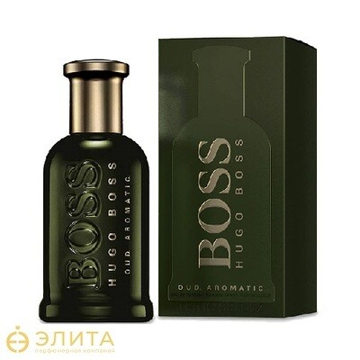 Hugo Boss Oud Aromatic - 100 ml