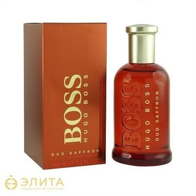 Hugo Boss Bottled Oud Saffron - 100 ml