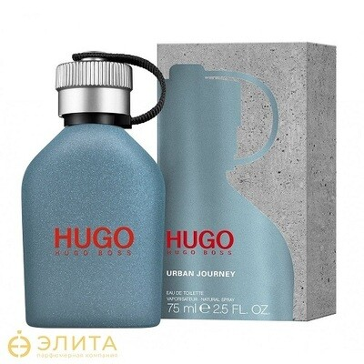 Hugo Urban Journey - 125 ml