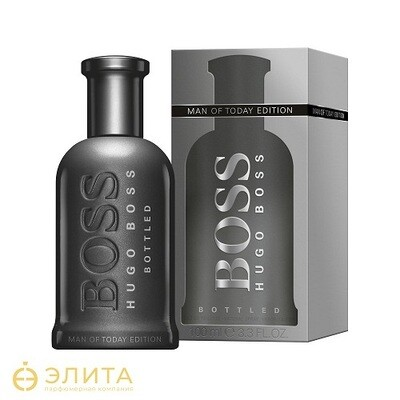 Hugo Boss Bottled Man of Today Edition - 100 ml