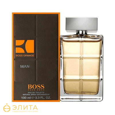 Hugo Boss Orange for Men - 100 ml