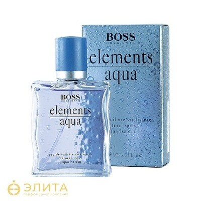 Hugo Boss Elements Aqua - 100 ml