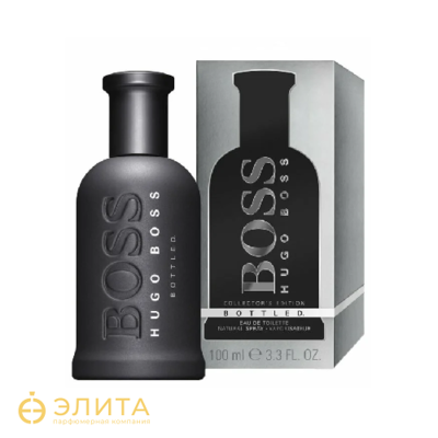Hugo Boss Bottled Collector`s Edition - 100 ml