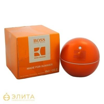 Hugo Boss Orange made for summer - 90 ml