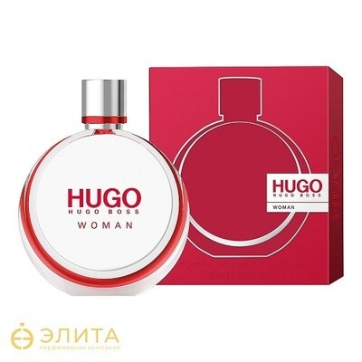 Hugo Boss Hugo Woman Eau de Parfum New - 75 ml