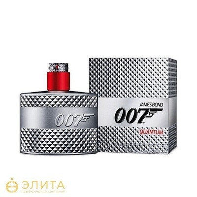James Bond Quantum - 100 ml