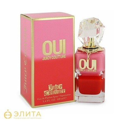 Juicy Couture Oui - 100 ml