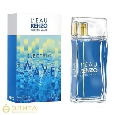 Kenzo L'eau par Kenzo Electric Wave Pour Homme - 100 ml