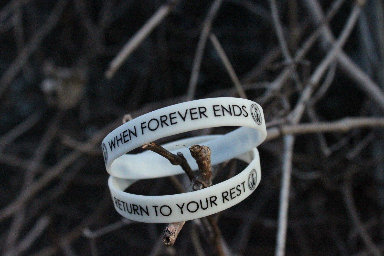 Return To Your Rest Bracelet