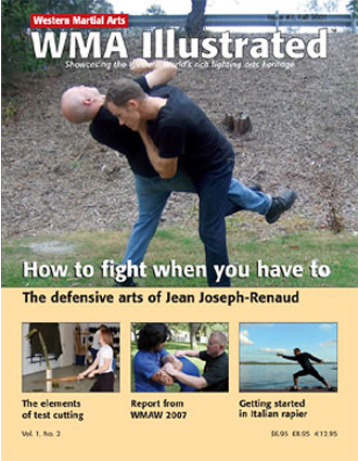 Western Martial Arts Illustrated, Issue 2