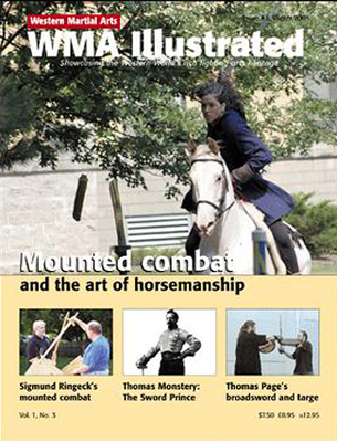 Western Martial Arts Illustrated, Issue 3