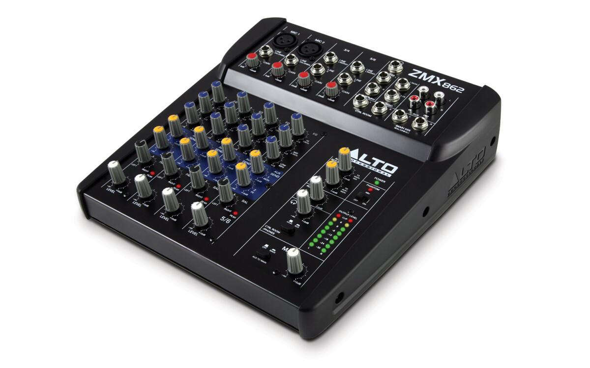 Микшерный пульт ALTO ZMX862