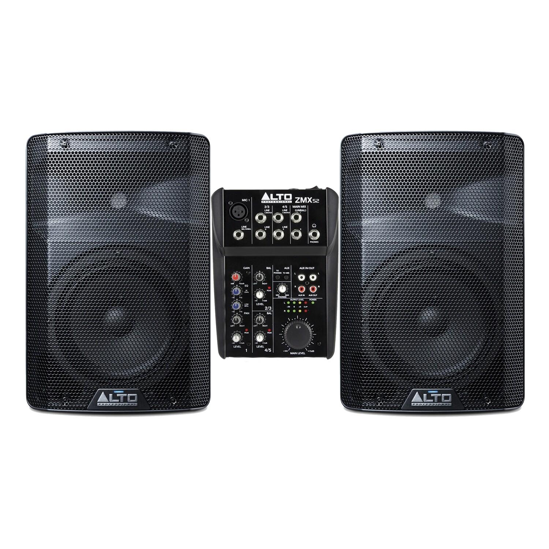 Акустический комплект ALTO TX208+ZMX52