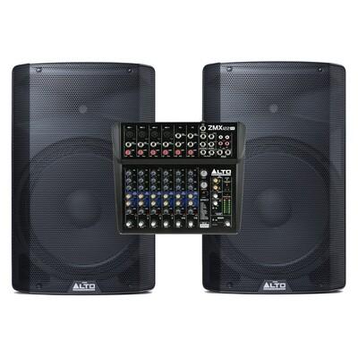 Акустический комплект ALTO TX215+ZMX112FX