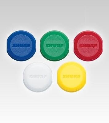 Разноцветные накладки для ручных передатчиков BLX2.