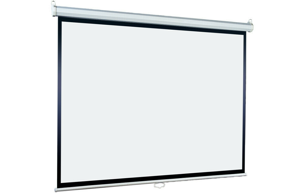 [LEP-100106] Настенный экран Lumien Eco Picture 127х127см (рабочая область 121х121 см) Matte White