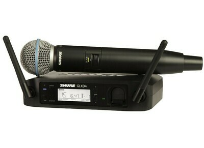 Радиосистемы SHURE GLXD24E/B58 Z2 2.4 GHz