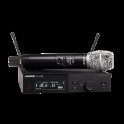 Радиосистемы SHURE SLXD24E/SM86 H56