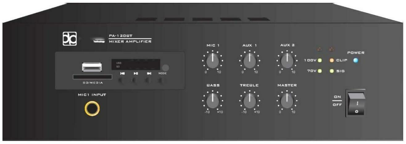 Direct Power Technology PA-120BR